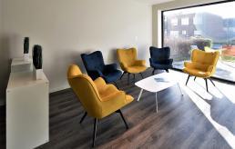 kantoorinrichting lounge zetel stoel kantoor meubilair office furniture vlaams-brabant limburg brussel leuven antwerpen hasselt